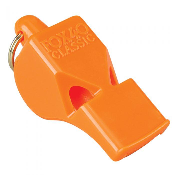 Sifflet Fox 40 Classic orange